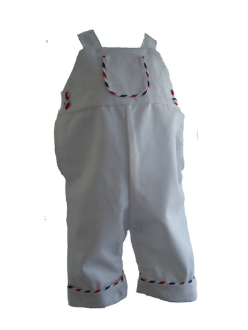 Dungarees - Prince George - TiggiesTinyToes