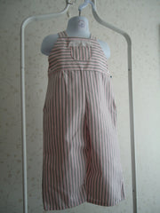 Cotton dungarees - TiggiesTinyToes