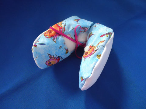 Butterfly print Mary Jane shoes - TiggiesTinyToes