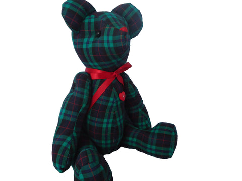 Decorative Bears-Tartan Collection - TiggiesTinyToes