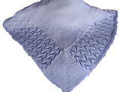 Shawl - Knitted / Lace - TiggiesTinyToes