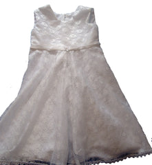 Dress - Toddler /  Lace - TiggiesTinyToes