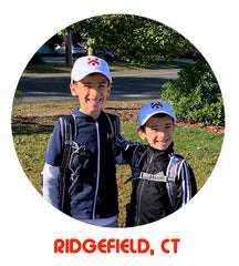The Crest Cap Sightings of 2 Boys In Ridgefield Connecticut