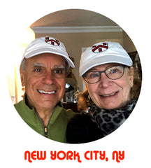 The Crest Cap Sightings of Couple in New YorkCity.