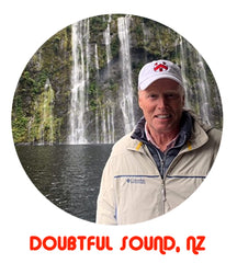 The Crest Cap Sighting in Doubtful Sound New Zealand