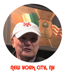 The Crest Cap Sightings in New York City, New York