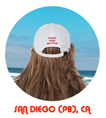 Sighting of The Crest Cap in San Diego California