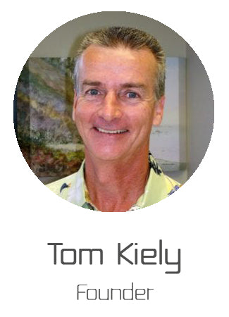 Tom Kiely - Founder of The Crest Cap