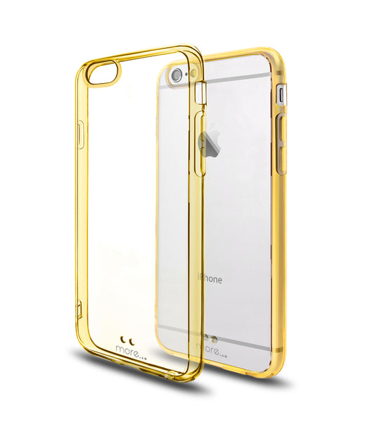 iphone 6s and 6s plus bumper clear cases from More UK