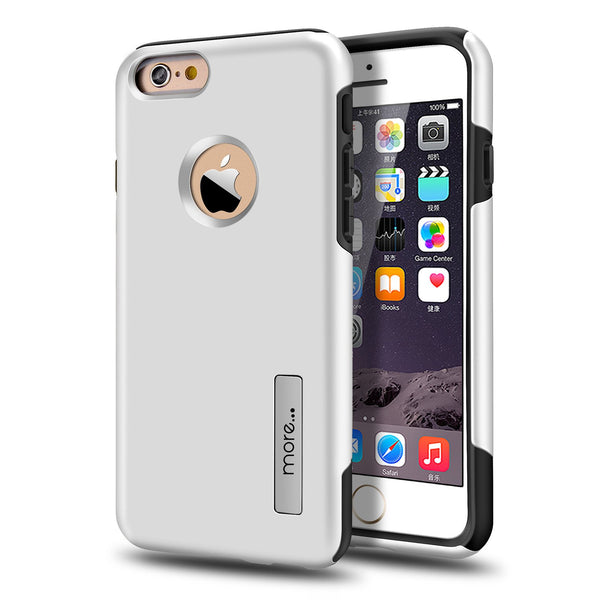 iPhone 5/5S Armour Protection Case - White
