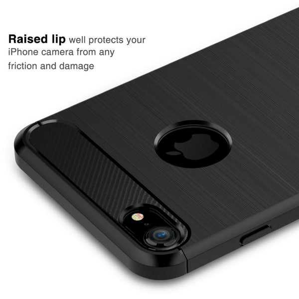Carbon Armour Cases for iPhone 8 Plus