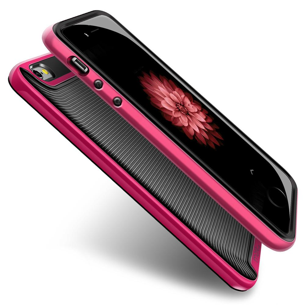 More® Duo Hybrid Series Case for iPhone 5 / 5S - Hot Pink
