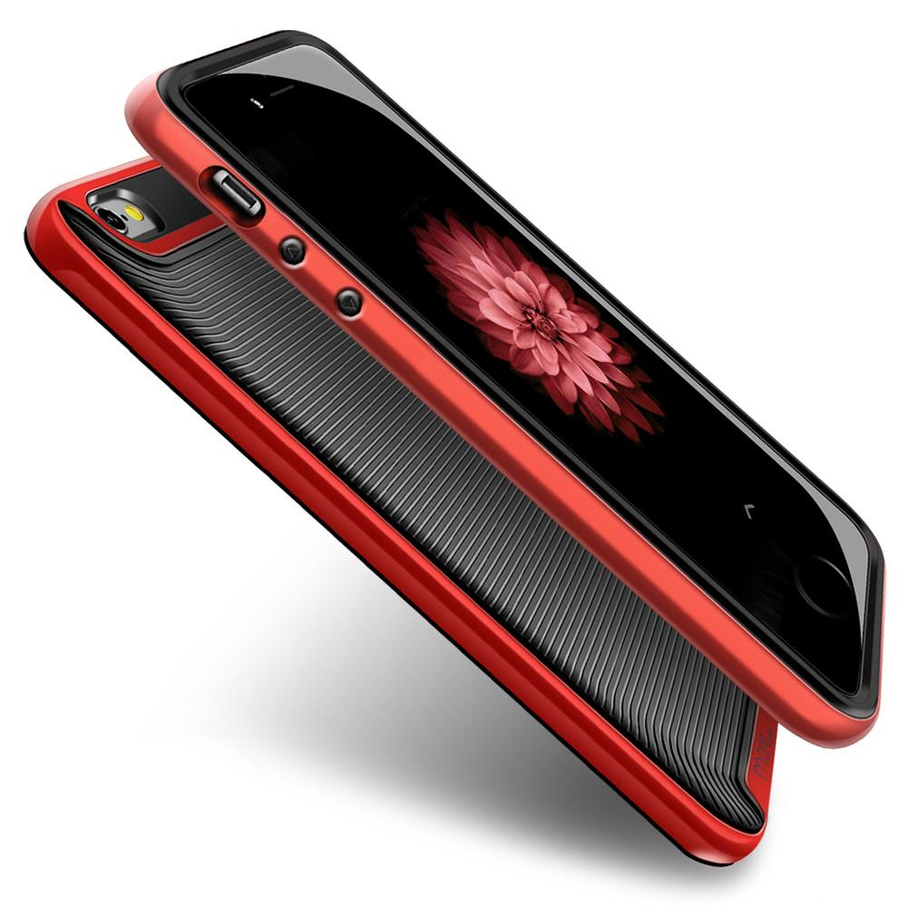More® Duo Hybrid Series Case for iPhone 5 / 5S - Dante Red