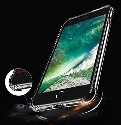 Extreme Tough Clear Case for iPhone 6 / 6s