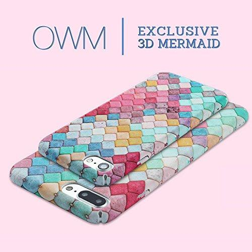 3D Mermaid Case for iPhone 8
