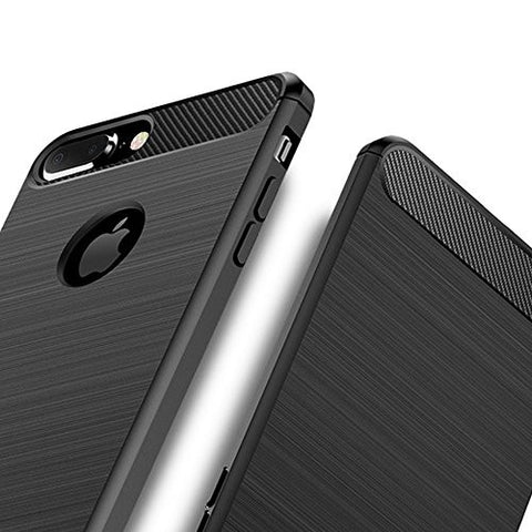 iPhone 6 / 6s Case, OWM© Carbon Armour Series - Black