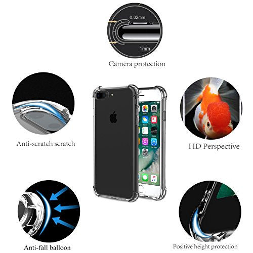 Ultra Tough Clear Case for iPhone 6 Plus / 6s Plus