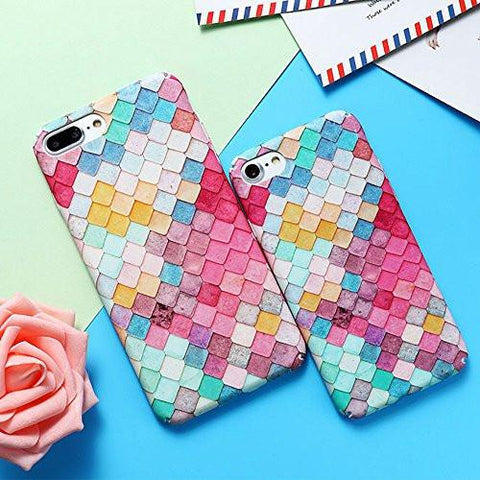 3D Mermaid Case for iPhone 8 Plus