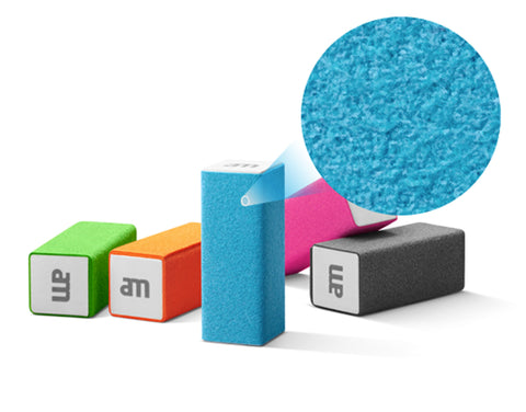 AM Labs Minis Microfibre Cleaning Blocks For iPad & iPhone Screens