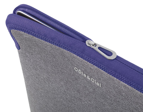 Côte&Ciel Chromatic Contrast Zippered Sleeve For MacBook Pro 13""
