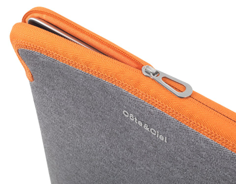 Côte&Ciel Chromatic Contrast Zippered Sleeve For iPad 2, 3 & 4