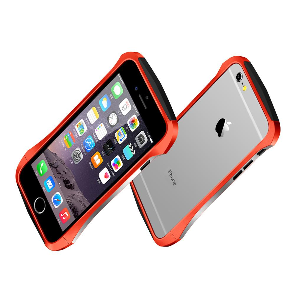 Curve Aluminium Cases [5 colours] for iPhone 6 / 6s