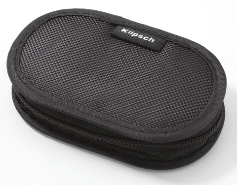 Klipsch S4i Rugged In-Ear Headphones Carry Case