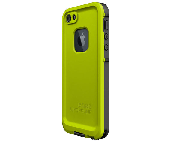 LifeProof frē White iPhone 5 Case - Lime