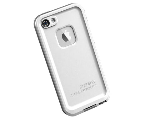 LifeProof frē White iPhone 5 Case - White