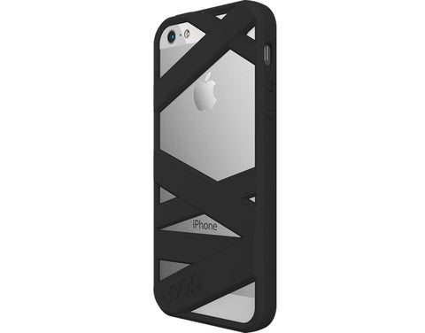 Loop Mummy Case for iPhone 5 Black