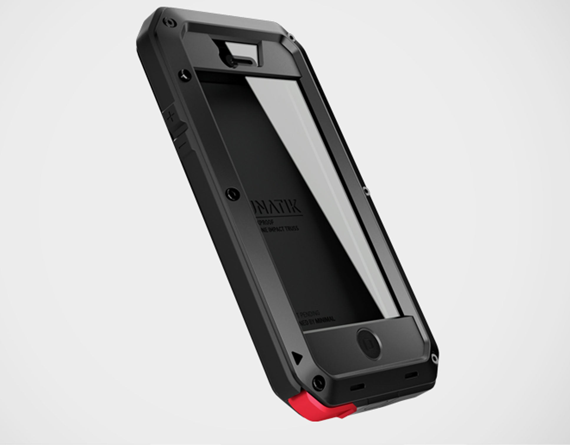 half off 3cb6c fbc88 Lunatik Taktik EXTREME iPhone 5s/5 Case - Ultra-rugged Protection