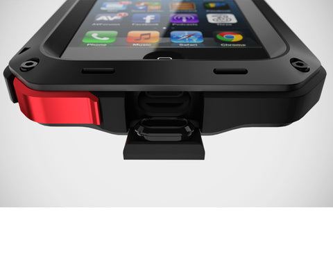 Lunatik Taktik Extreme iPhone 5 Case - Black