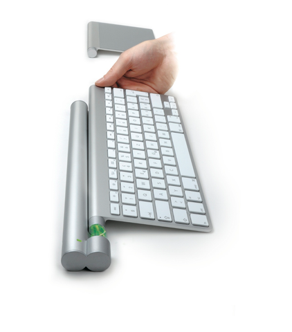 Mobee Magic Bar - Wireless Keyboard Charging