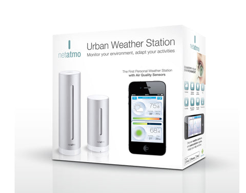 Neatamo - Personal Weather Station