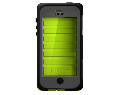 Otterbox Armor Case For iPhone 5 - Neon