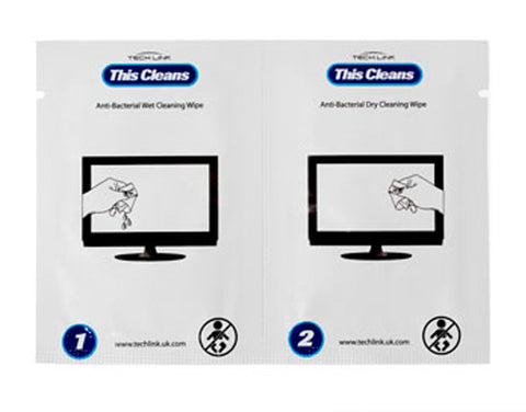 This Cleans Screen Wipes for iMac & MacBook