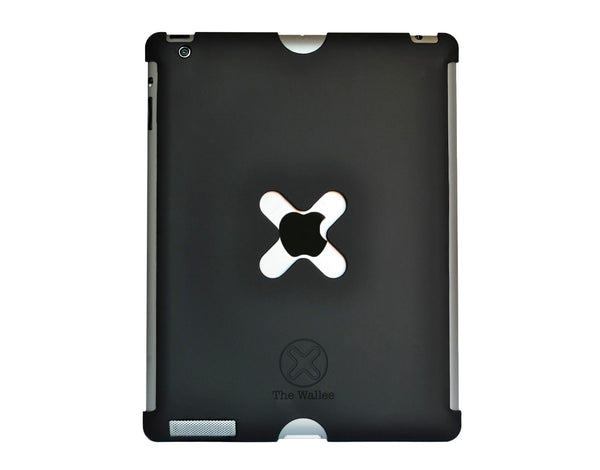 Wallee Case for iPad 3 - Black