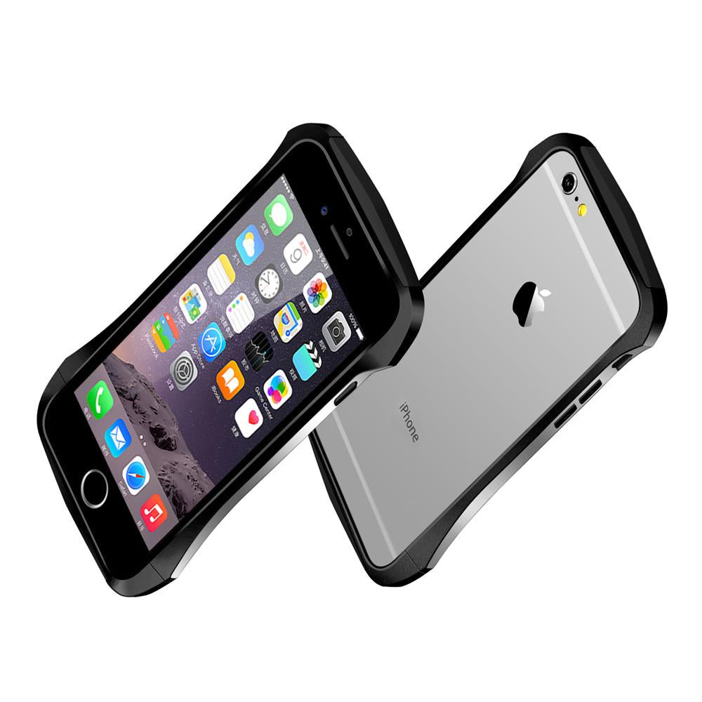 More® Curve Aluminium Series for iPhone 6 / 6S - Charcoal Black