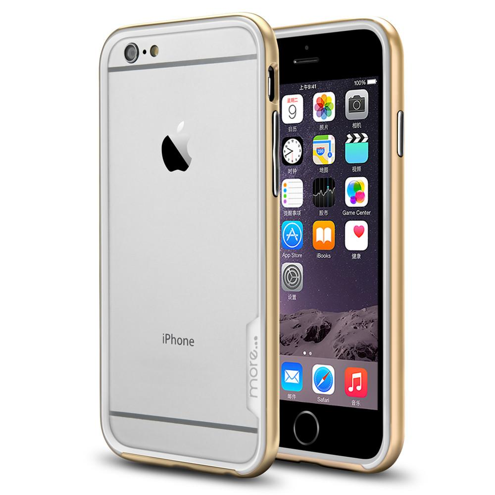 Slim-Clear Bumper Cases [9 Colours] for iPhone 6 / 6s