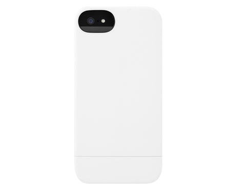 Incase iPhone 5 Slider Case - White