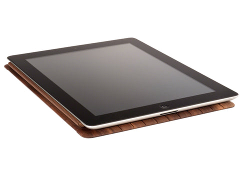 Miniot MK2 Wooden iPad Cover