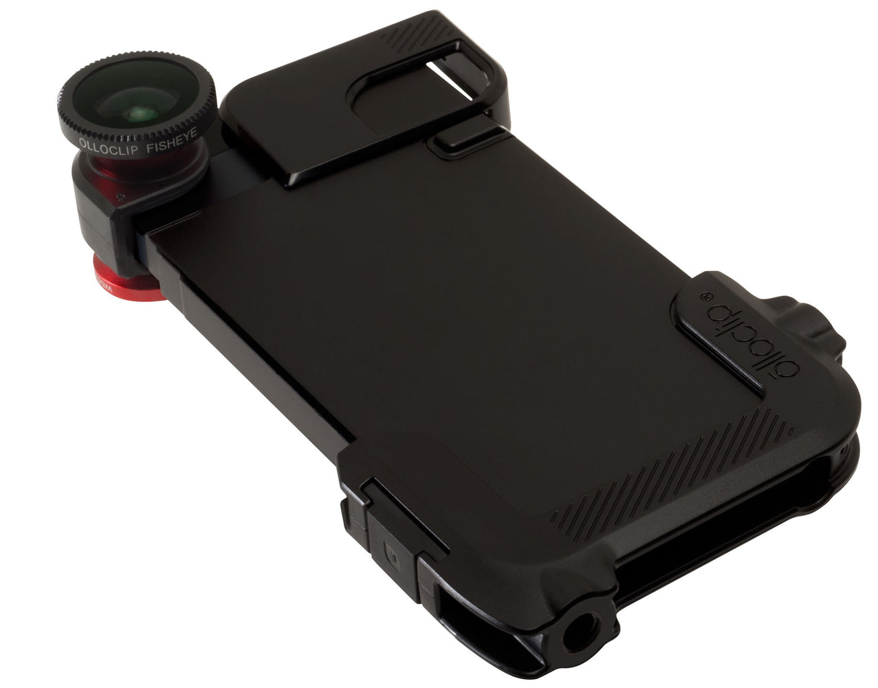 olloclip Quick Flip Case And Pro Photo Adapter For iPhone 4s/4