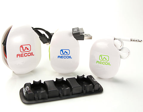 Recoil Winders - Cable Management System