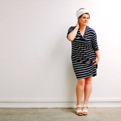 Summer comfort dress- sun protection balmoral dress blogger