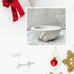 Red bow gift announcement Zatka home Decor