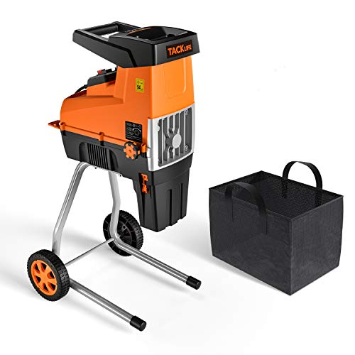 TACKLIFE Wood Chipper
