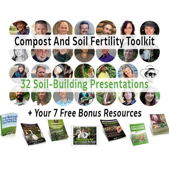 Paul Gautschi Interview Compost and Soil Fertility Toolkit