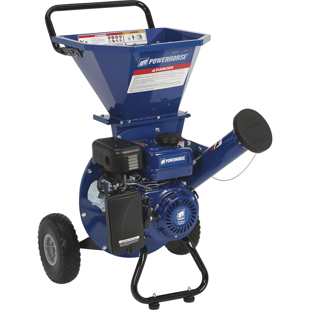 Powerhorse Wood Chipper