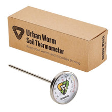 Load image into Gallery viewer, Urban Worm Thermometer