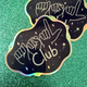 ASL Club Sticker